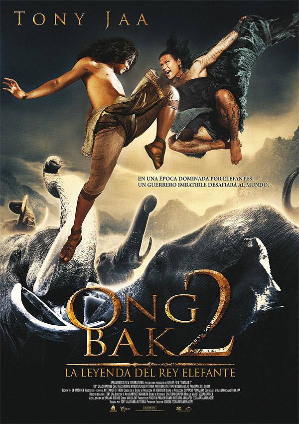 Ong Bak 2: La leyenda del Rey Elefante (Tony Jaa, Panna Rittikrai, 2.008)