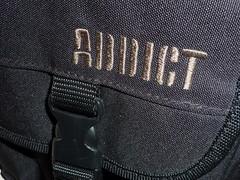 Addict: backpack