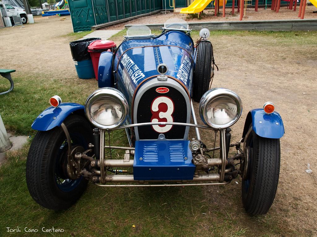 Bugatti Numero 3