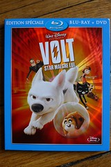 Volt / Bolt Blu-ray