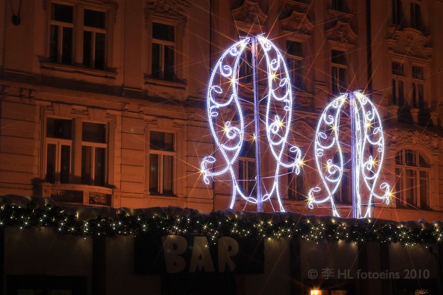 Christmas market, Old Town Square, Prague
