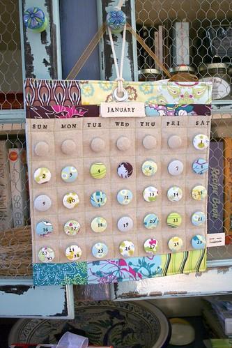 Marcy's Calendar