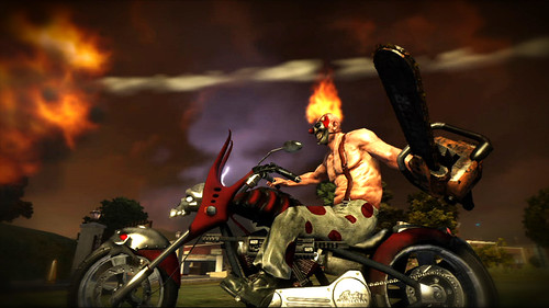 Twisted Metal para PS3