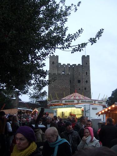 Rochester Castle & Craft Fayre