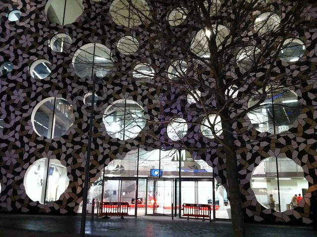 Ravensbourne by night