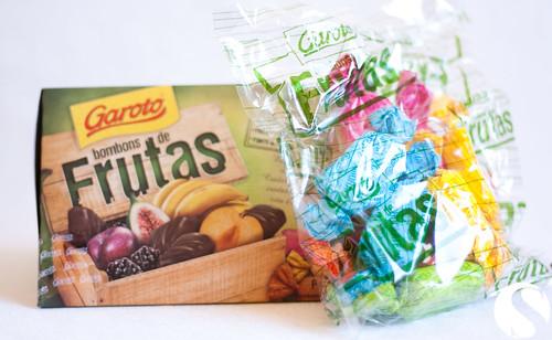 Bombons de Fruta Garoto