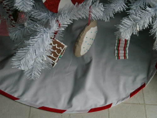 Sweets Tree Skirt
