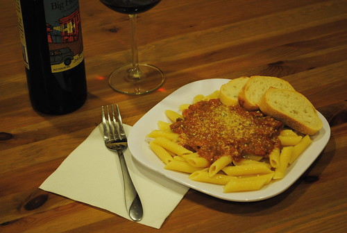 Pasta Sauce with Penne