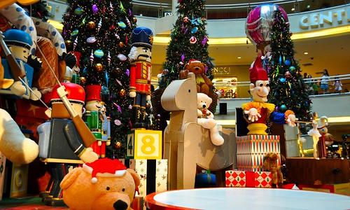 Christmas Decorations @ Mid Valley Megamall (8)