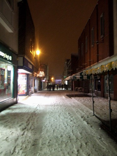 Snow Covered Colchester