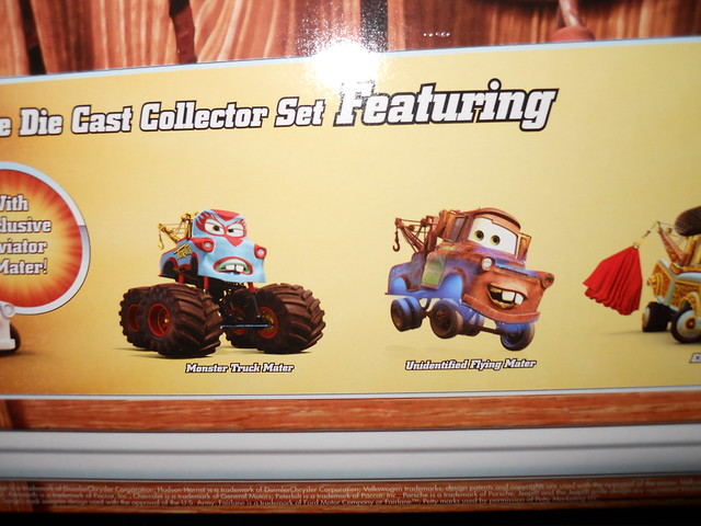Disney Store CARS TOON 20 Car Set (13)