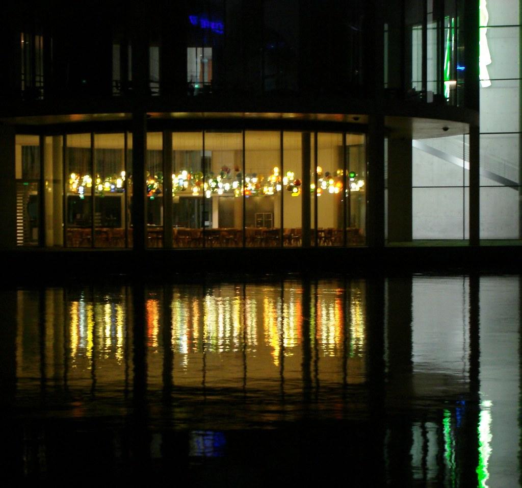 nachts im regierungsviertel