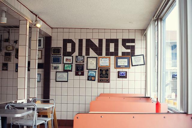 Dino's Burgers