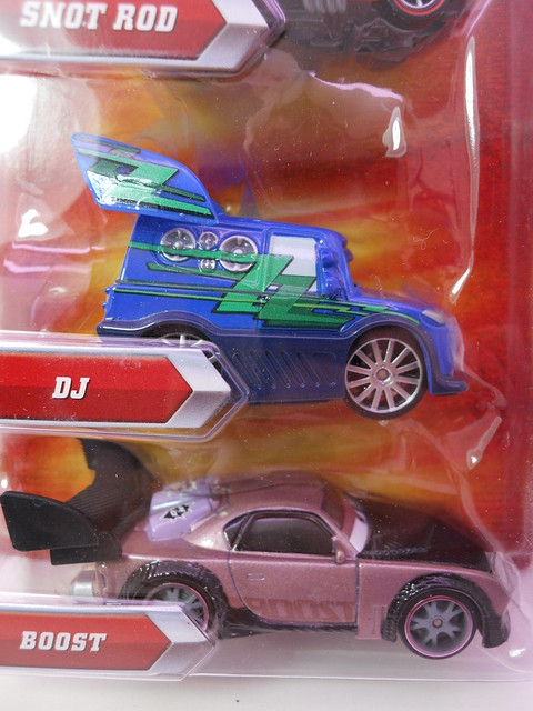 disney cars wal mart exclusive tunerz 4 pack  (3)