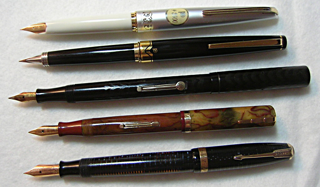 Inkophile Pens for Sale - Dec, 2010 #2
