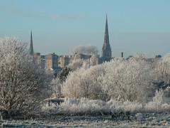 Frosty Shrewsbury