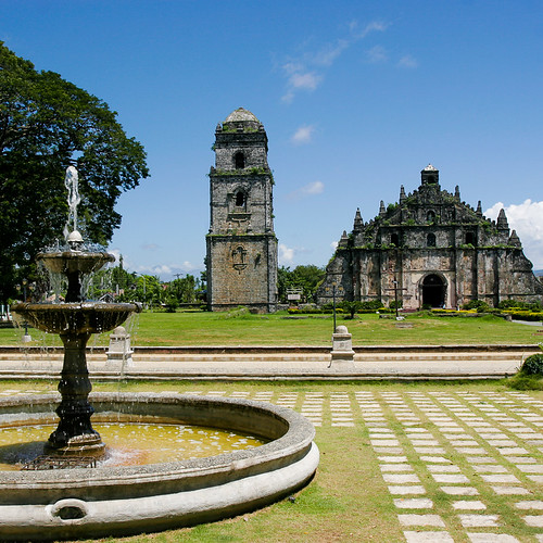 Paoay Church-1