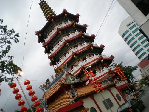 Sibu Tua Pek Kong temple