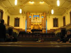 Salt Lake Assembly Hall, Salt Lake City, Utah