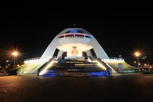 北迴歸線太陽館