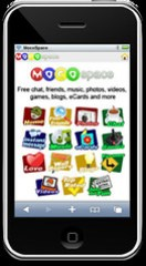 MocoSpace: Red Social para Telefonia Movil