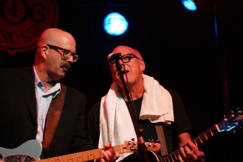 Don Dixon & Peter Holsapple, Local 506, Chapel Hill NC, 12/18/10