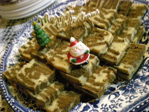Christmas party 2010 - Horlicks cake