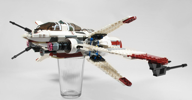Review: 8088 ARC-170 Starfighter