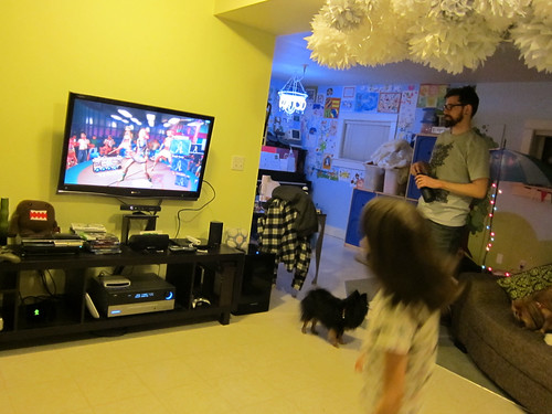 All She wants to do is Dance Central