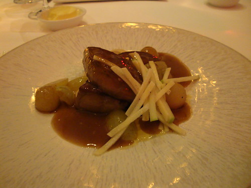 Sautéed Duck Foie Gras