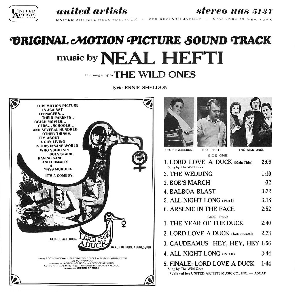 Neal Hefti - Lord Love a Duck
