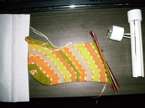 SISC2011-2 - Divergent Socks