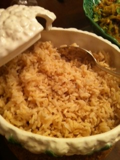 Brown basmati