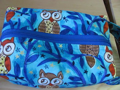 owl bag - outer