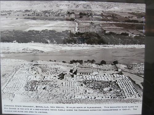 Historic Picture of Coronado State Monument