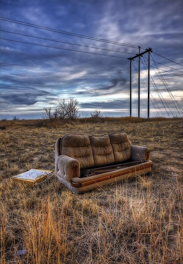 Sunset Seat
