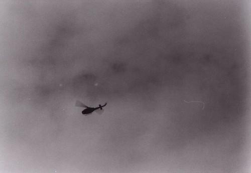 Hubschrauber SW by ArnooNym
