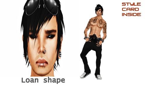 Loan shape by CosaNostraSL