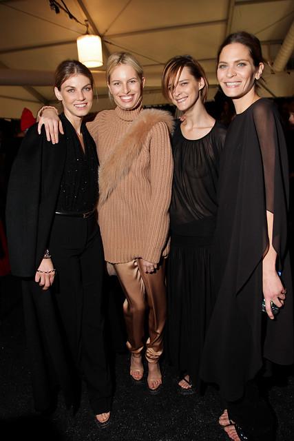 MICHAEL KORS Fall 2011 30th Anniversary Fashion Show