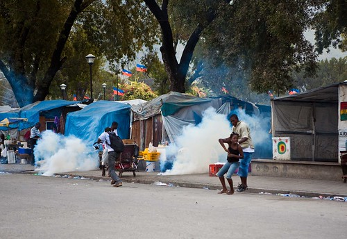 Tear-Gas-in-the-Tent-Camp