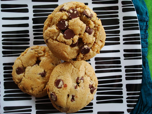 Chewy Brown Butter Chocolate Chip Cookies