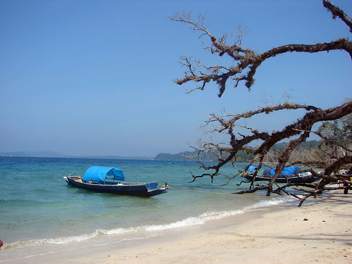 Elephant Beach, andaman nicobar islands