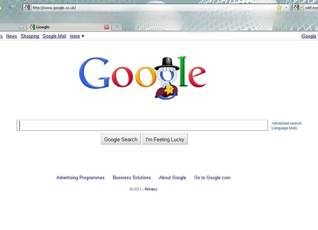 St Davids Day Google
