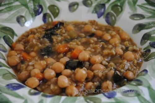 Soup au Ble Vert