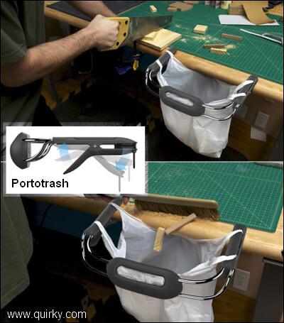 portotrash, your cleanup bin at hand