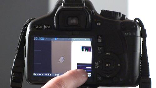 Canon T2i 550D Magic Lantern Meters Tutorial