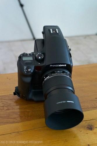 Phase One 645DF + Schneider 110mm