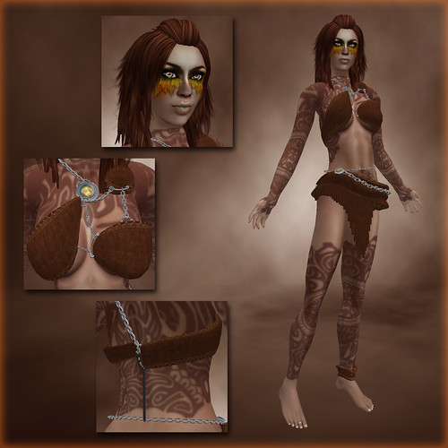 52 Weeks of Color - Sienna Outfit