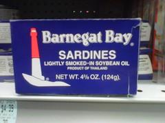 Barnegat Bay Sardines