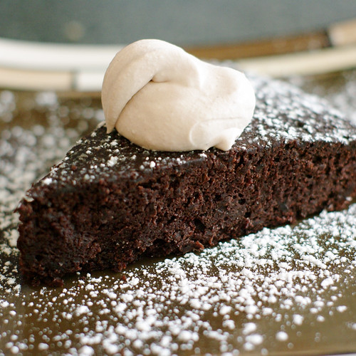 Black Bean Chocolate Cake Gluten Free